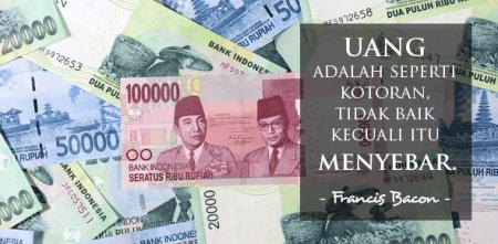 kata-kata bijak tentang uang