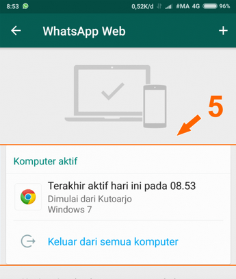 login whatsapp web tanpa qode QR