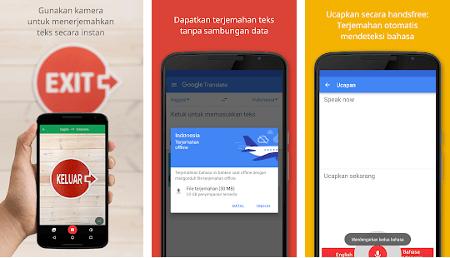 aplikasi kamus google translate