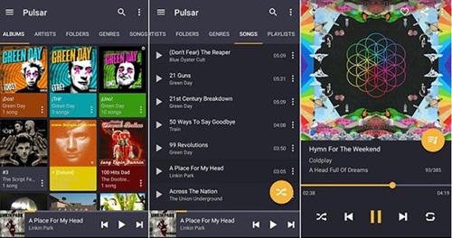 Aplikasi Pemutar Musik Terbaik di Android