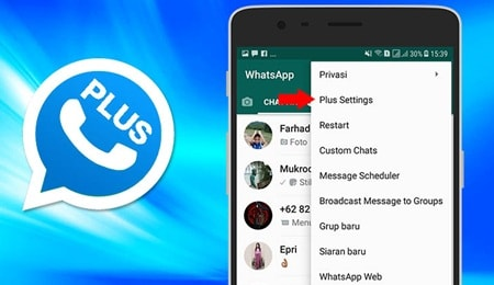 Aplikasi Whathsapp Mod Apk Dengan Fitur Lengkap