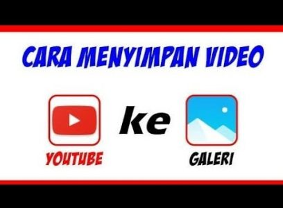 Cara Download Video Youtube di Hp Android