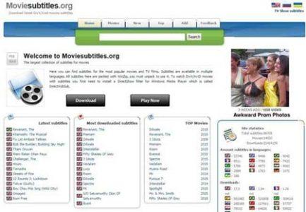 Situs Download Subtitle Indonesia Terbaik