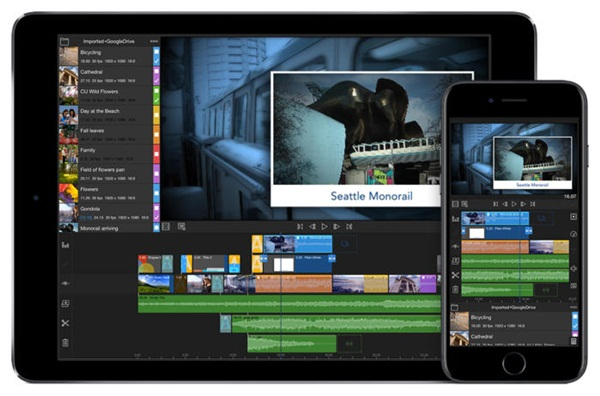 iRig Mic and iMovie Editing for iphone