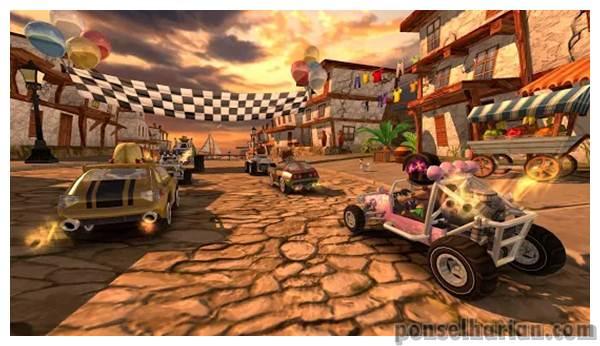 Game Balap Mobil Tanpa Kuota