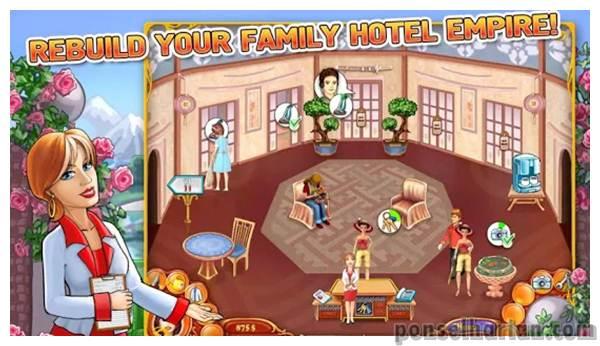 Game Simulasi Hotel Jane's hotel 2