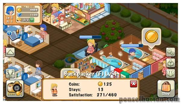 Game Simulasi Hotel Terbaik Hotel Story