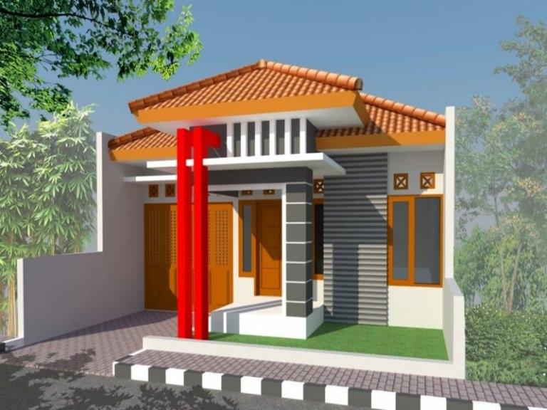 Model Rumah Sederhana Tapi Terbaru
