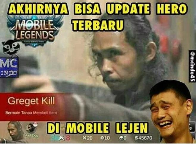 gambar lucu mobile legends
