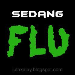 gambar sakit flu
