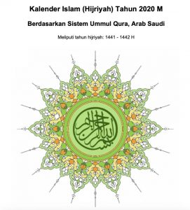 Gambar jadwal puasa ramadhan