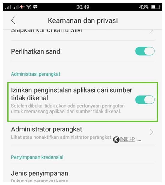 Cara Install Aplikasi Kinemaster Pro Mod Apk