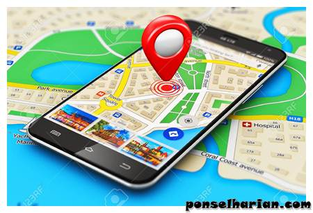 Cara Menggunakan Share Location di Whatsapp (WA)