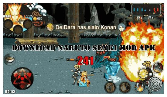 Download Naruto Senki Mod Apk
