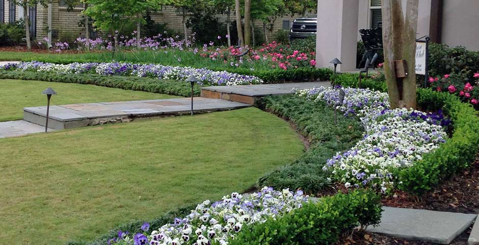 Residential Landscaping and Lawn Care  Ponseti Landscaping