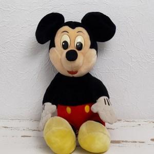 Mickey de pelúcia Decoração