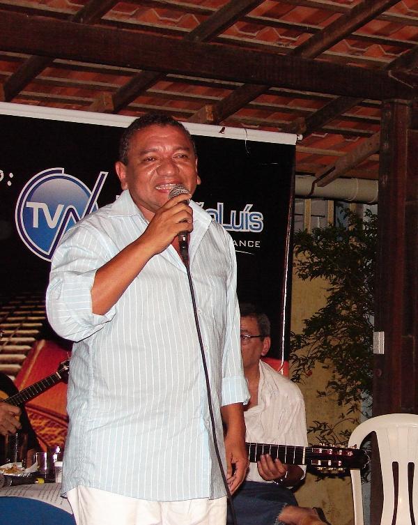 Zeca do Cavaco retorna ao palco do Clube do Choro Recebe acompanhado do Regional Um a Zero. Foto: Acervo Clube do Choro do Maranhão