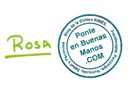 Firma Entrada Rosa
