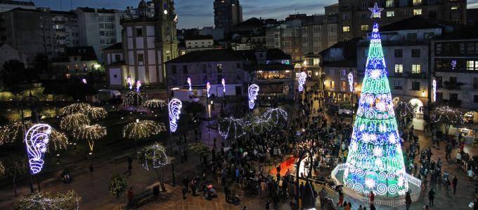 Xa  Nadal en Pontevedra  Pontevedra Viva