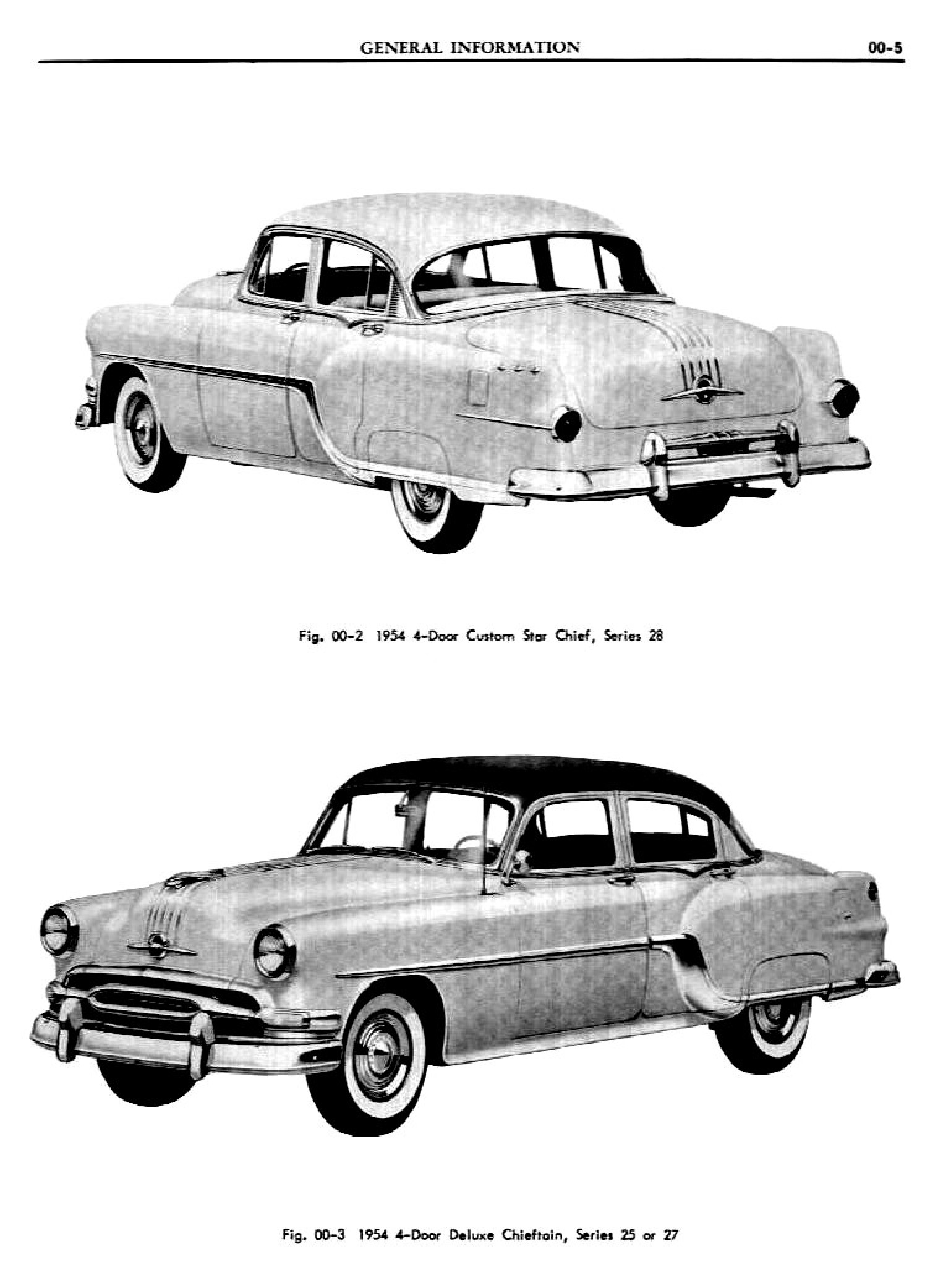 1949 Pontiac Shop Manual- Gen Information Page 5 of 16