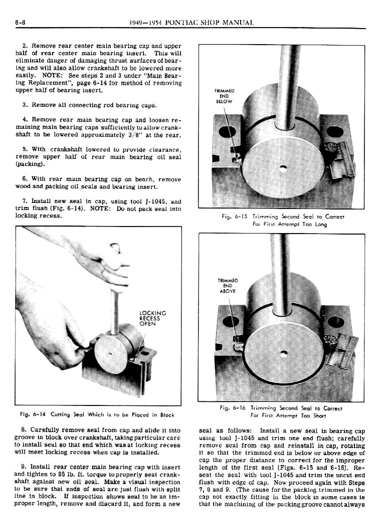 1949 Pontiac Shop Manual- Engine Mechanical Page 8 of 26