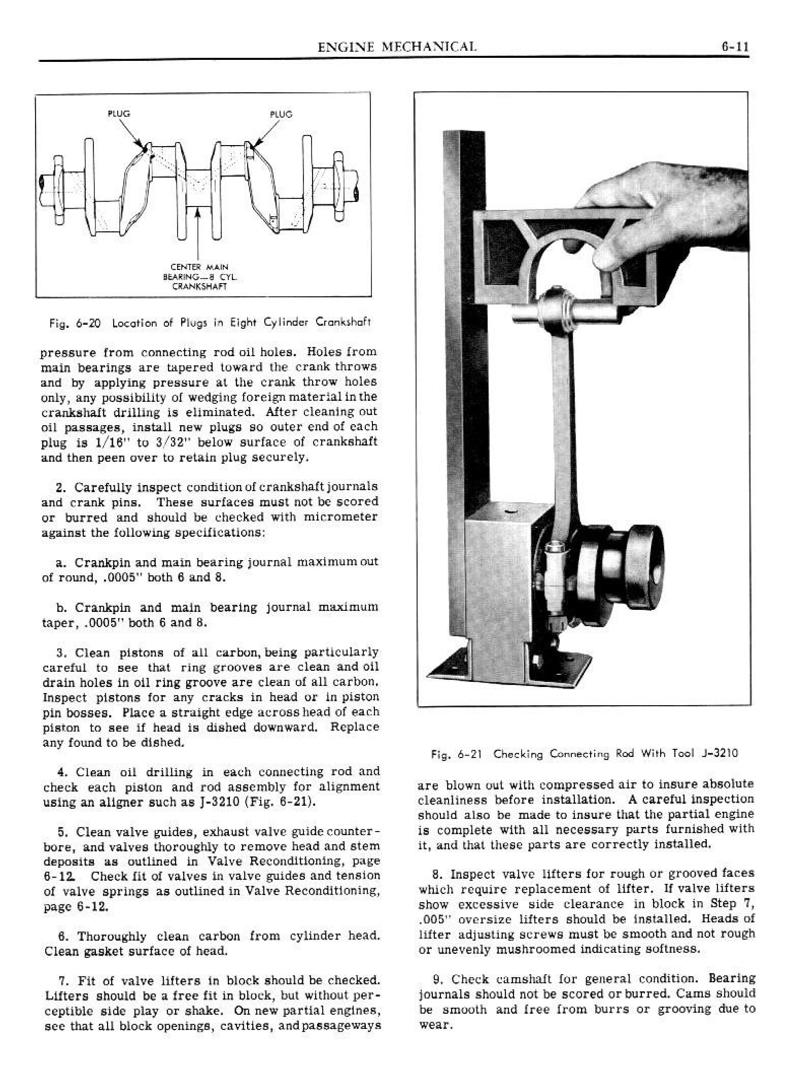 1949 Pontiac Shop Manual- Engine Mechanical Page 11 of 26