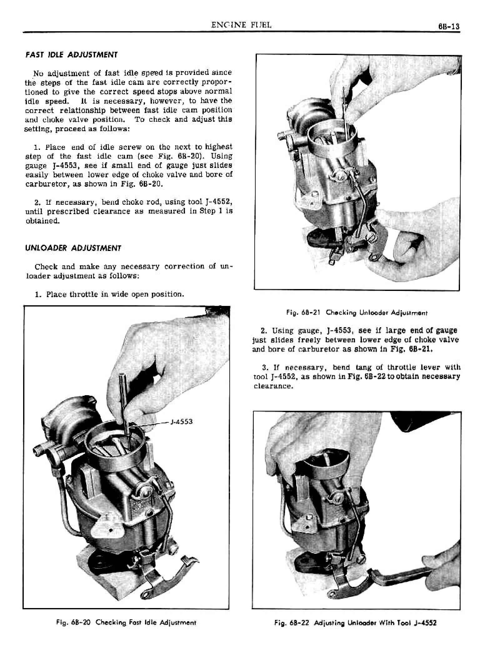 1949 Pontiac Shop Manual- Engine Fuel Page 13 of 42