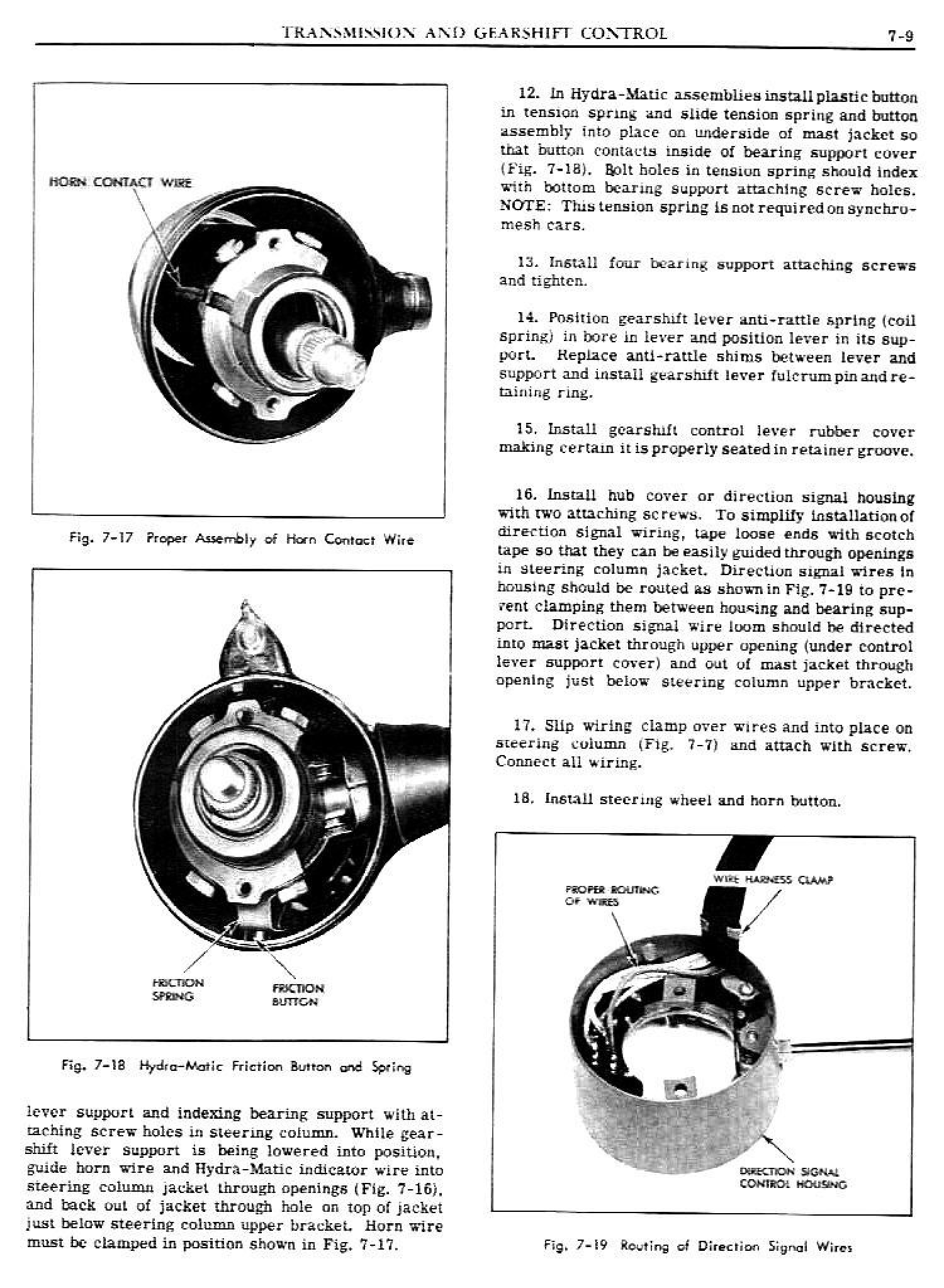 1949 Pontiac Shop Manual- Transmission and Gearshift