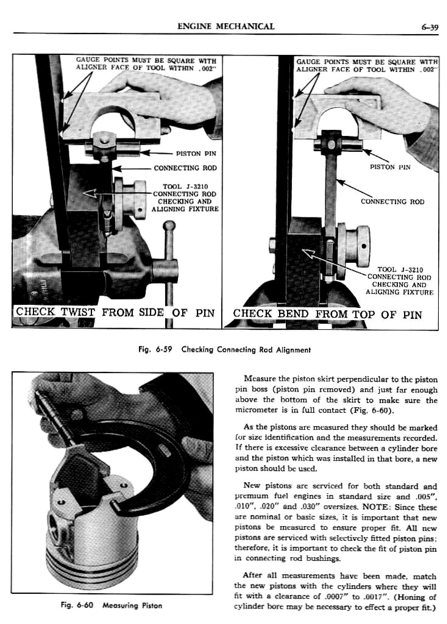 1956 Pontiac Shop Manual- Engine Page 40 of 56