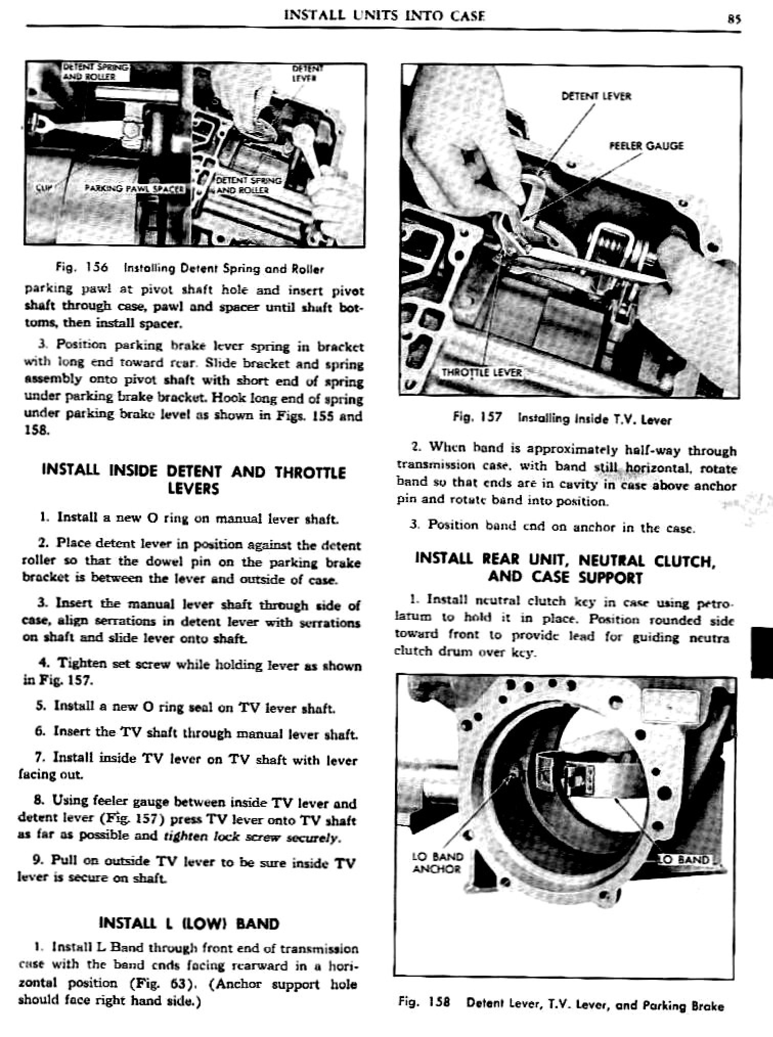 1960 Pontiac Shop Manual- Hydra-Matic Page 85 of 112
