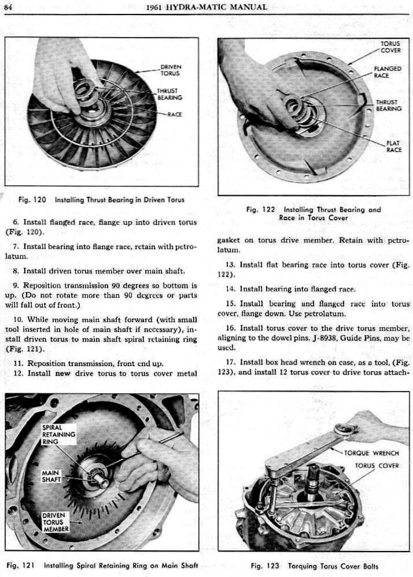 1961 Pontiac Hydramatic Page 84 of 101