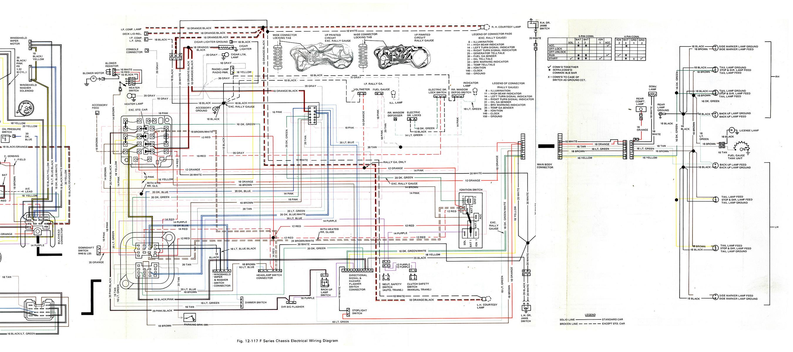 Groß 66 Gto Schaltplan Zeitgenössisch - Schaltplan Serie Circuit ...
