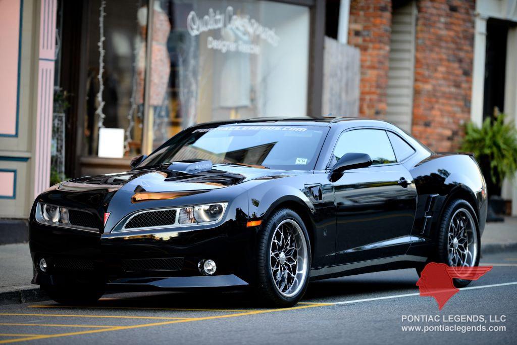 2010 Pontiac Firebird  Pontiac Legends