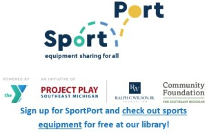 SportPort Equipment Sharing For All