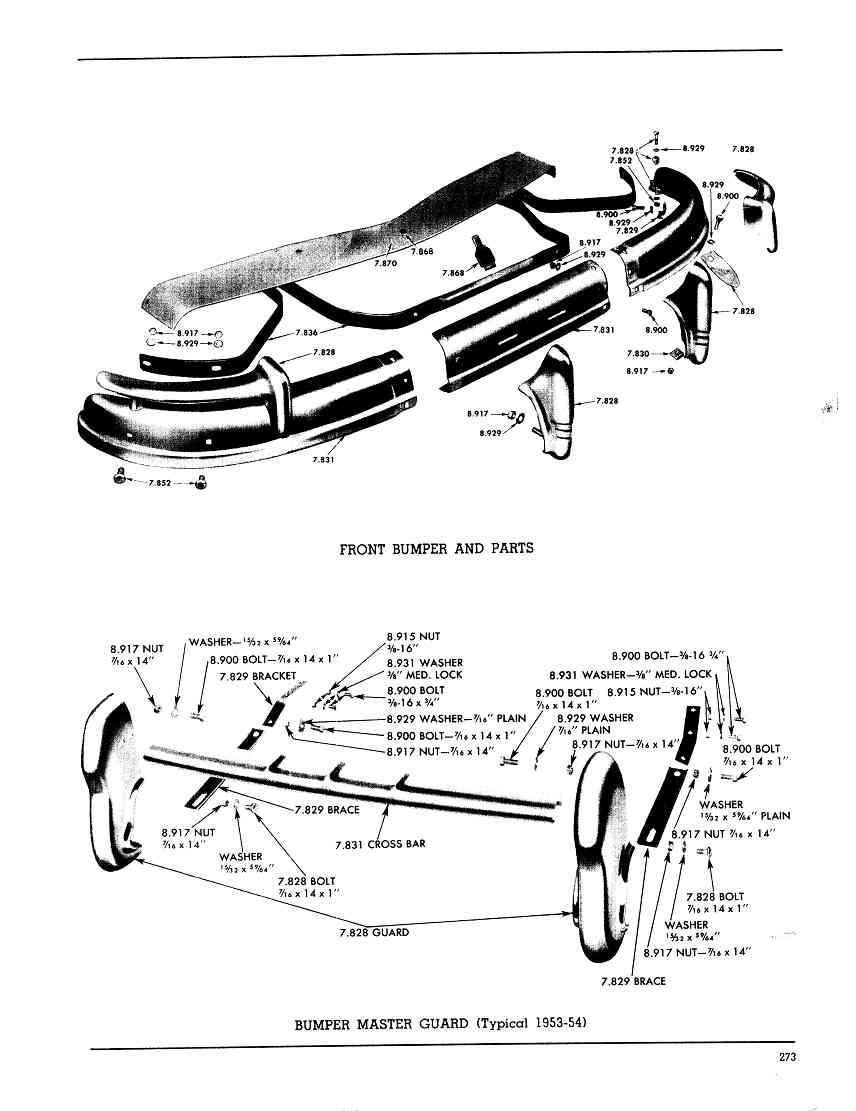 1952 Chevrolet Parts Catalog. Chevrolet. AutosMoviles.Com