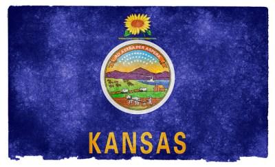 Image Source: Nicolas Raymond, Flickr, Creative Commons Kansas Grunge Flag