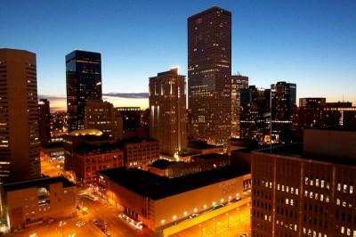 Image Source: Jeff Turner, Flickr, Creative Commons Sunrise Over Denver, Colorado