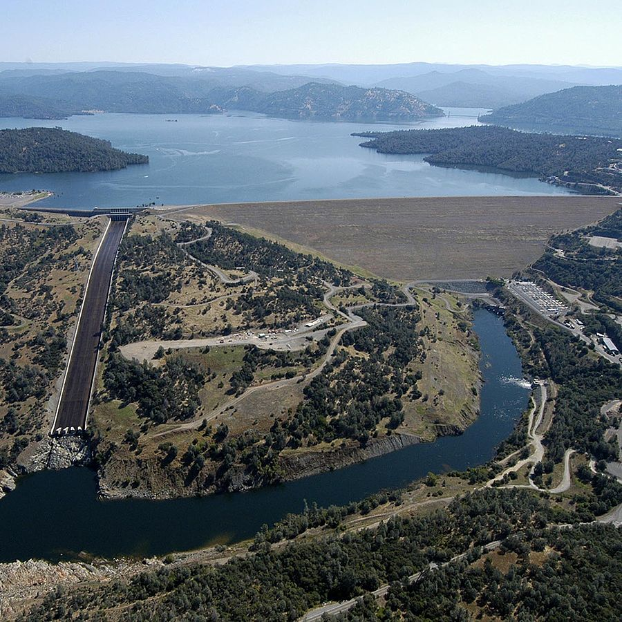 Image result for oroville spillway