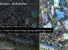Seattle Allowed 33,000 Fans to Attend a Soccer Game as COVID-19 Cases Increased