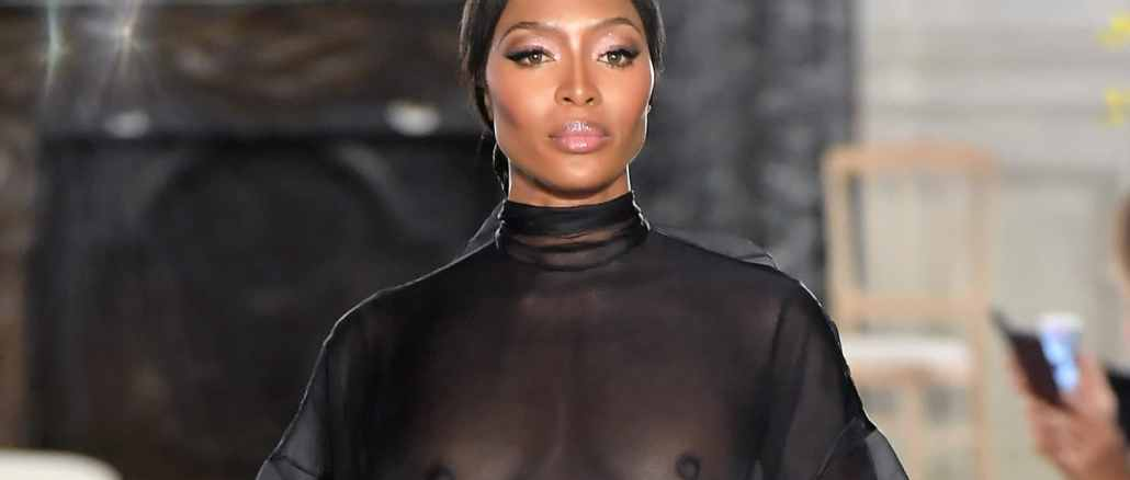 Paris Fashion Week 2019 Pasarela