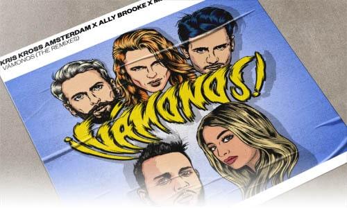 Kris Kross Amsterdam x Ally Brooke x Messiah