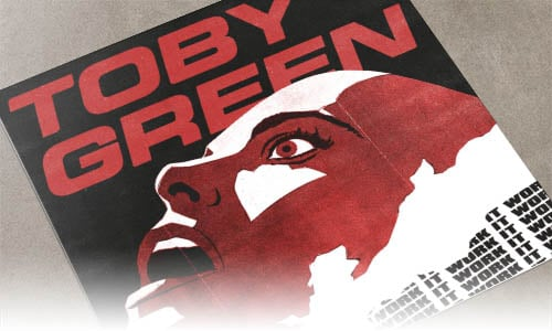 Toby Green Work It Musical Freedom