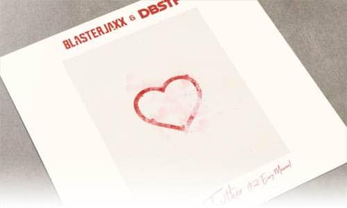 Blasterjaxx & DBSTF Wonderful Together (feat. Envy Monroe) Maxximize Records