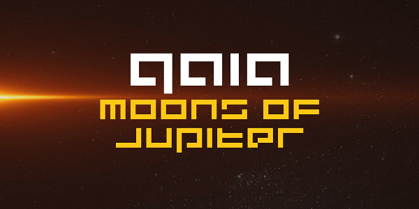 armin van buuren gaia Moons Of Jupiter