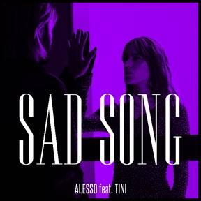 ALESSO lanza nuevo sencillo Sad Song feat. TINI