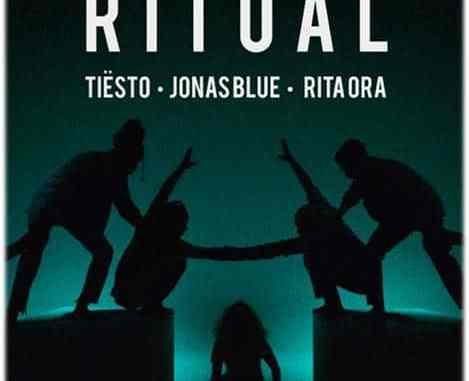 tiesto jonas blue rita ora Ritual Junio 2019 Música Nueva Universal Music