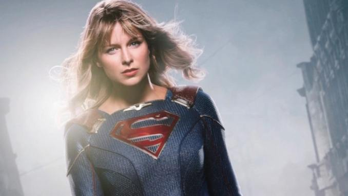 nuevo traje supergirl 2019