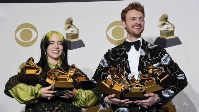 Premios Grammys 2020 - Billie Eilish