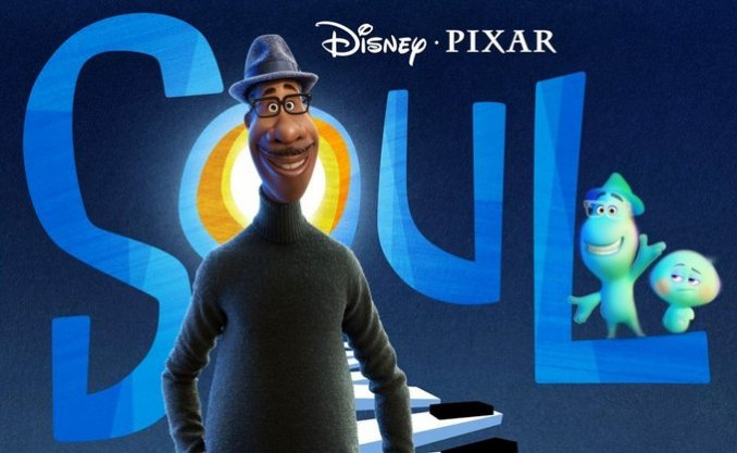 Soul movie banner