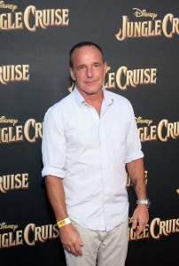 Clark Gregg - World Premiere Of Disney's Jungle Cruise